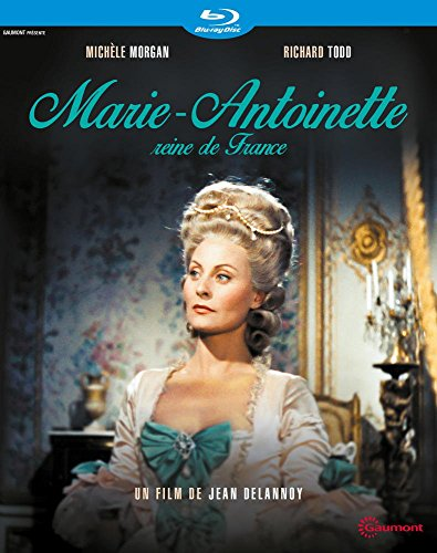 Shadow of the Guillotine (1956) ( Marie-Antoinette reine de France ) [ Blu-Ray, Reg.A/B/C Import - France ] (Best Of The Glitch Mob)