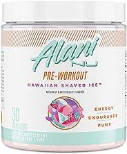 Alani Nu pre-workout Hawaiian Shaved Ice 300g 300 gram