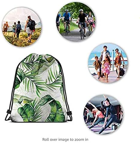 Why-Shop Spiral Dizzy Drawstring Bags Lightweight Backpack Sport Storage Polyester Bag for Hiking Yoga Gym Traveling Swimming