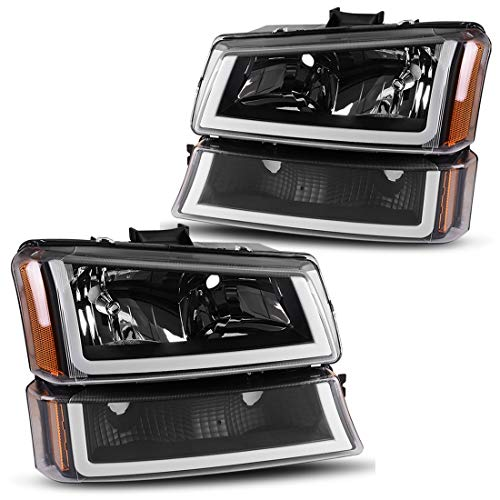 03 avalanche led headlights - 4