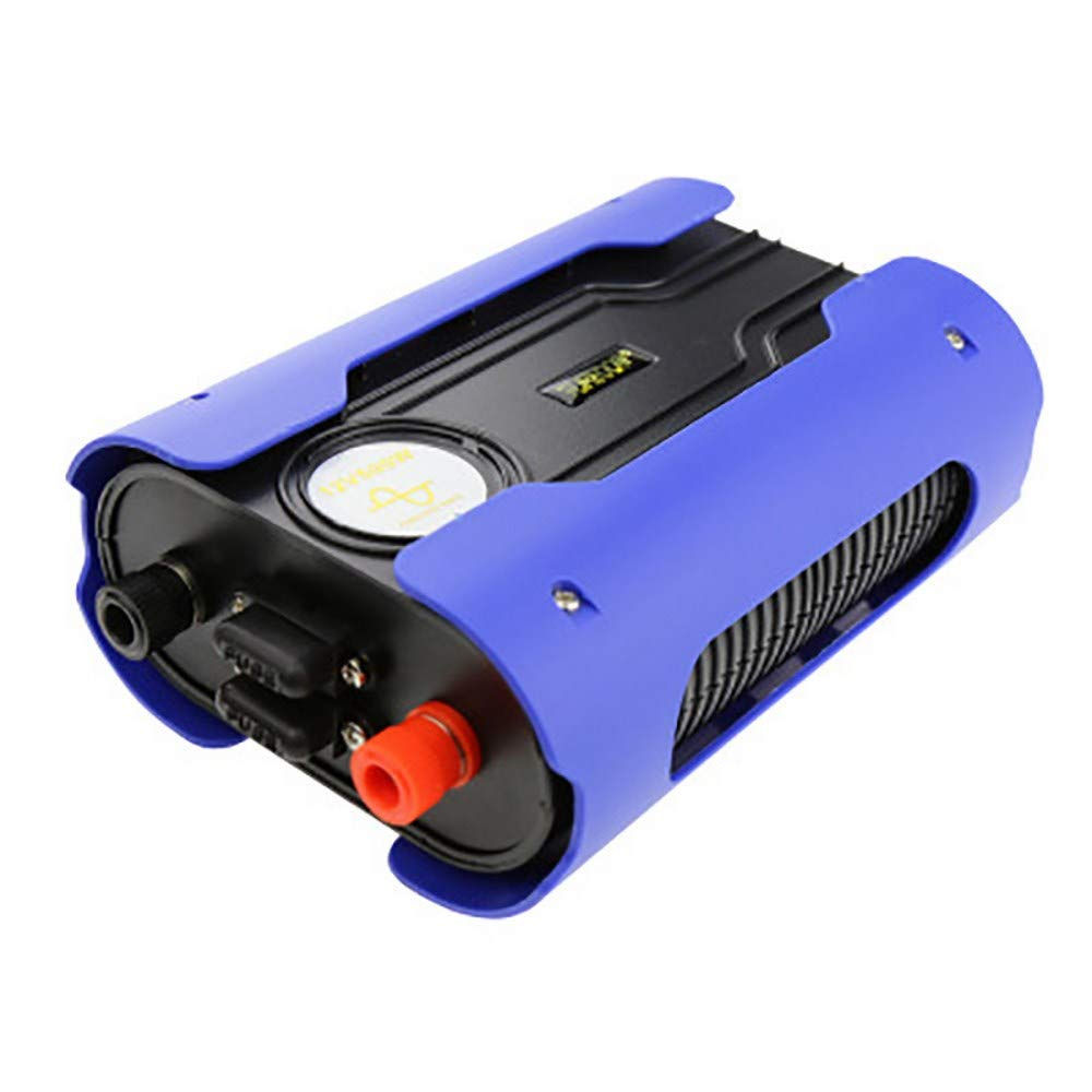 Pure Sine Wave Power Inverter 12V-220V 500W(1000W Max) Camping Boat Caravan Solar Power Inverter
