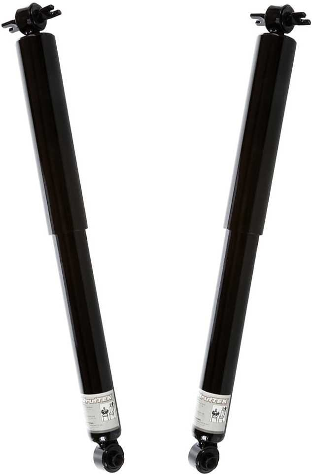 AutoShack KS1011230PR Pair of 2 Rear Driver and Passenger Side Shock Absorber Strut Replacement for 2004-2012 Chevrolet Colorado GMC Canyon 2006 Isuzu i-280 2007 2008 i-290 2.8L 2.9L 3.5L 3.7L 5.3L