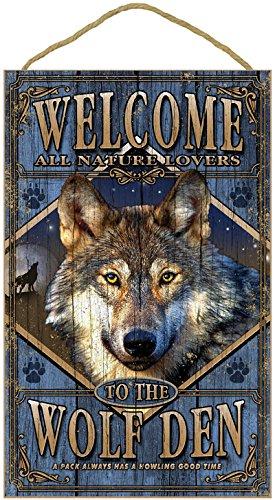 SJT ENTERPRISES, INC. Wolf Den Welcome 10