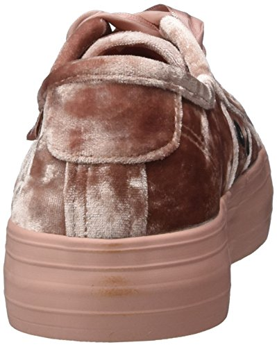 Rocket Dog Damen Magic Sneaker Pink (rosa Con Foxing)