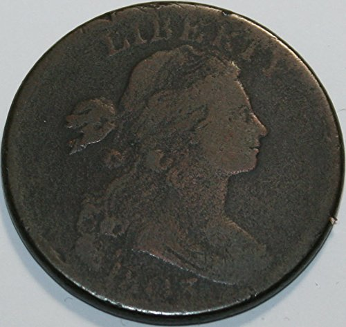 1803 Draped Bust Small Date Large Fraction Cent VG8