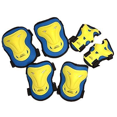 Équipement de protection genouillères de protections pour rollers Protège S de l h716