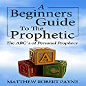 The Beginners Guide to the Prophetic: The ABC's of Personal Prophecy Audiobook by Matthew Robert Payne Narrated by Jeff Raynor