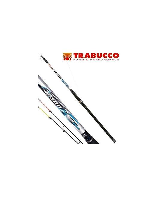 f20c470f564 Trabucco Canna ERION XS 3,60mt AZ. 60gr TELEFEEDER Allround: Amazon ...