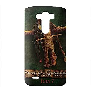 Cool-benz Pirates Caribbean (3D)Phone Case for LG G3