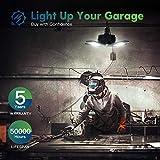Freelicht 2 Pack LED Garage Light, 80W Beyond