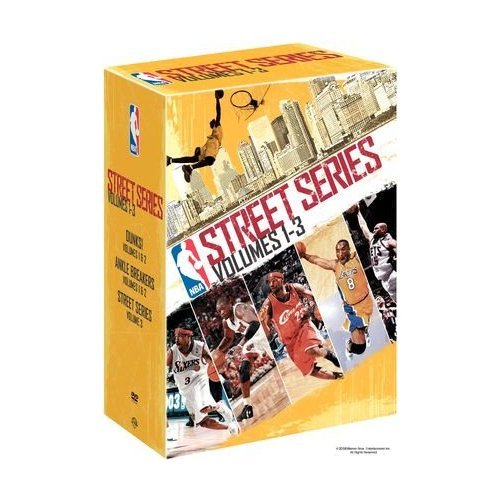 NBA Street Series Volumes 1-3 Gift Set DVD by Warner Home Video