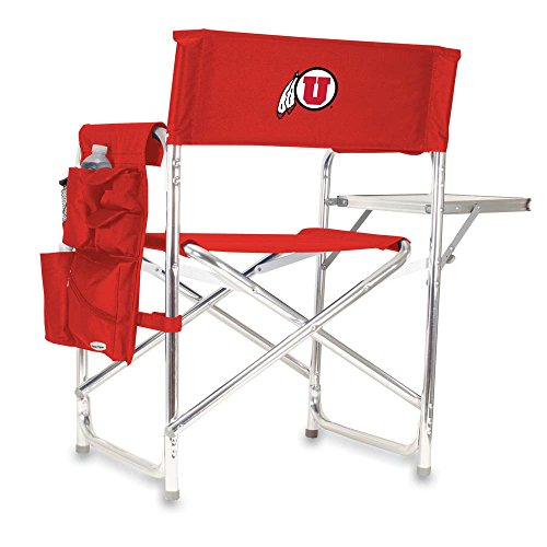 UPC 099967384513, NCAA University of Utah Utes Digital Print Sports Chair, Red, One Size
