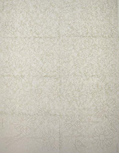 FolkArt Easy to Paint, 5205 Rub-On-Daisies