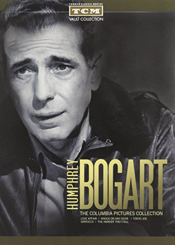 TCM Vault: Humphrey Bogart - The Columbia Pictures Collection  (Love Affair / Tokyo Joe / Knock on Any Door / Sirocco / The Harder They Fall)