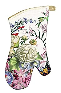 Michel Design Works Padded Cotton Oven Mitt