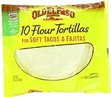Old El Paso Flour Tortillas Soft Tacos and