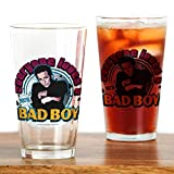 CafePress 90210: Dylan Mckay Bad Boy Pint Glass, 16 oz. Drinking Glass