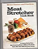 Better Homes and Gardens Meat Stretcher Cook Book, Various Authors, 0696007207
