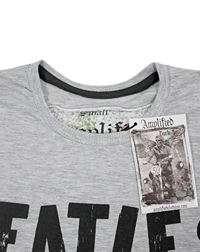 Herren - Amplified Clothing - The Beatles - T-Shirt