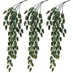 Aisamco-3-Pcs-Artificial-Hops-Flower-Vine-Garland-Plant-Fake-Hanging-Vine-Hops-Faux-Hops-Artificial-Hanging-Plants-in-Frosted-Green-295-in-Length-for-Indoor-Outdoor-Front-Porch-Flower-Decor