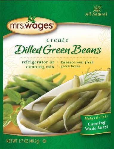 - Mrs. Wages Dilled Green Bean Mix