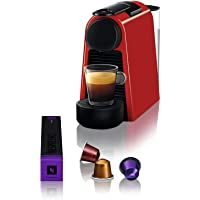 Nespresso Essenza Mini D30-BR-RE-NE, Máquina de Café, Vermelho