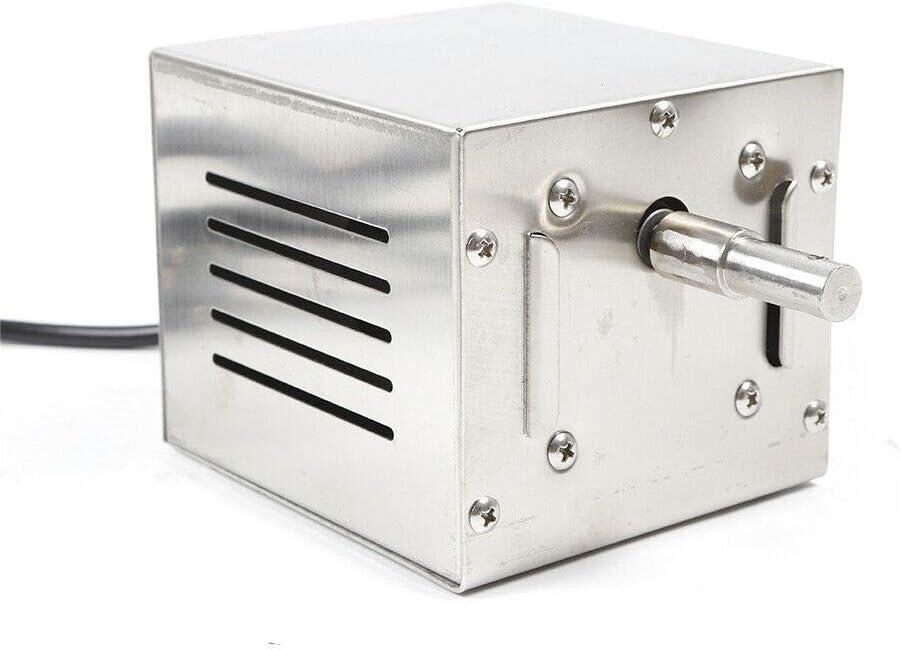 Min R/ôtissoire Grill Accessoires OUKANING 60Kg Barbecue Grill Moteur R/ôtissoire BBQ R/ôtissoire R/ôtissoire Broche Moteur 2.5R