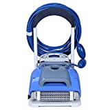 HUKOER Automatic Swimming Pool Cleaner Set Clean Vacuum Climb Wall Inground Above Ground (M200)