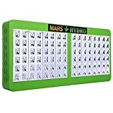 MarsHydro Reflector96 Led Grow Light Full Spectrum ETL Certificate for Hydroponic Indoor Garden and Greenhouse Veg and Bloom offers