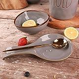 KVV Spoon Rests for Kitchen Ceramics Resting