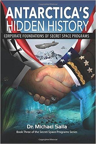 """Résultat de recherche d'images pour """"Michael Salla, Ph.D. - Antarctica's Hidden History & Secret Space Program"""""""