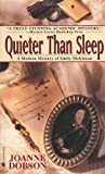 Quieter Than Sleep, Joanne Dobson, 0553576607