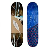 Habitat Skateboards Harper Familiar Fish - Josh Matthews - Assorted, 8.5