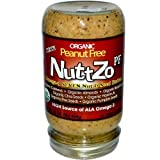 Nuttzo Peanut Free Multi Nut Butter (3x16oz) by Nuttzo