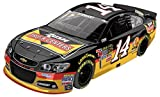Tony Stewart 14 Rush Truck Centers 2014 SS Chevrolet Sprint Cup Diecast Car, 1:24 Scale Elite HOTO, Official Diecast of NASCAR