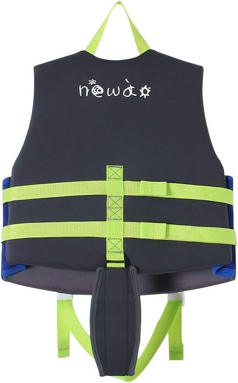 Rilcn Kids Swim Vest Jacket Boys Girls Swim Float Jacket Aid Learn to Swim Buoyancy Swim Training Jacket
