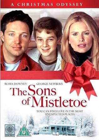 The Sons of Mistletoe [DVD]: Amazon.co.uk: George Newbern, Roma ...