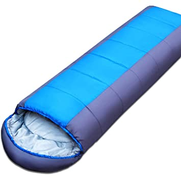 DONGY Adulto Empable Mantener Caliente Bolsa de Dormir al Aire Libre Acampar sobre Saco de Dormir 215 * 75cm: Amazon.es: Hogar