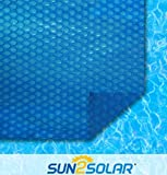 Sun2Solar Rectangle Solar Covers for Above-Ground