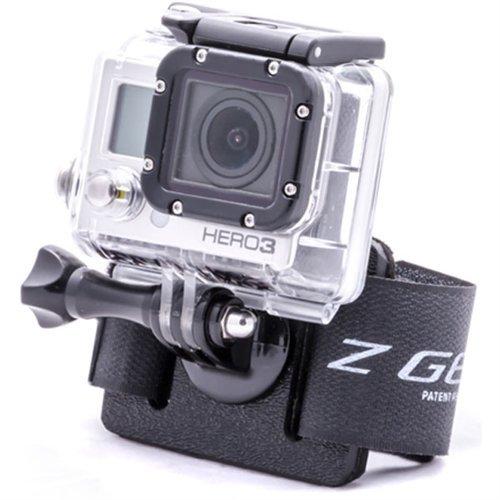 Zgear B3 Mount for GoPro Cameras on BackPack, BCD, Belt & Other straps by Zgear