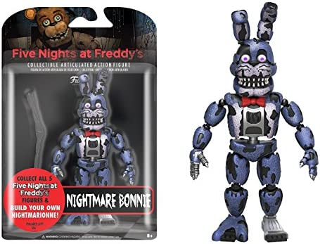 Funko Action Figure, Five Nights at Freddys- Pesadilla Bonnie: Amazon.es: Juguetes y juegos