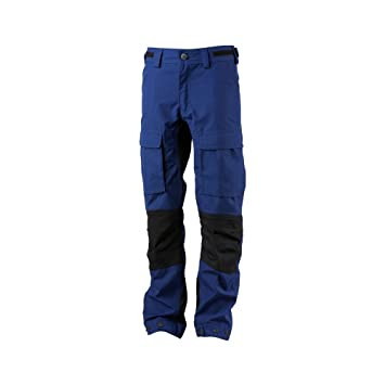 07b60341 Lundhags Authentic Junior Pant - Lake Blue: Amazon.co.uk: Sports & Outdoors