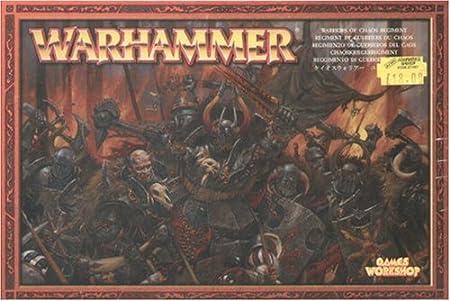 Games Workshop 1004222 Regimiento de Guerreros del Caos: Amazon.es: Juguetes y juegos