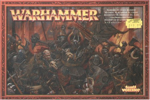 Chaos Warriors Box Set Warhammer Fantasy by Games Workshop