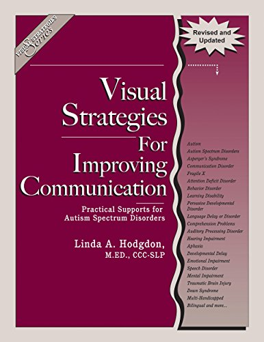 Practical Support - Visual Strategies for Improving Communication: Practical Supports for Autism Spectrum Disorders (Visual Strategies Series)