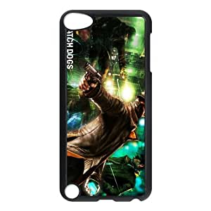Watch Dogs Game Hard Plastic Back Protective Case for Ipod Touch 5 FC-4
