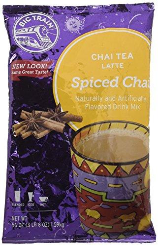 Big Train Spice Chai Tea, Four 3.5lb Bags