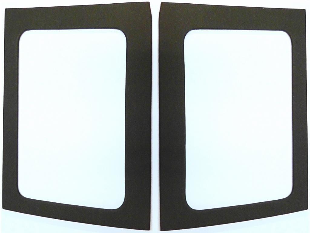 Hothead Headliners Rear Side Window Panels HH11-4W-2001 Mark Ambrose Enterprises Inc