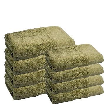 Atrivm Toallas hogar 100% algodón, más Suaves y absorbentes, esponjosas, te secan