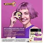 Vihan Anti Ageing, Skin Whiting Brightening Cream To Reduce Fine Lines, Wrinkles And Pores Advance Anti Aging Cream For…